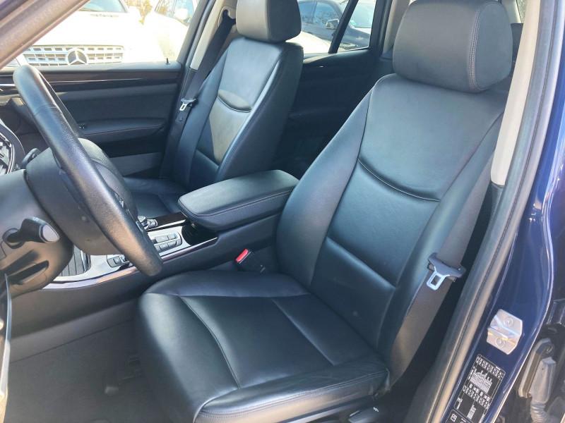 Photo 4 de l'offre de BMW X3 (F25) XDRIVE20DA 190CH XLINE à 31500€ chez Villeneuve Auto