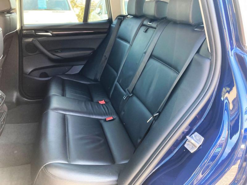 Photo 6 de l'offre de BMW X3 (F25) XDRIVE20DA 190CH XLINE à 31500€ chez Villeneuve Auto