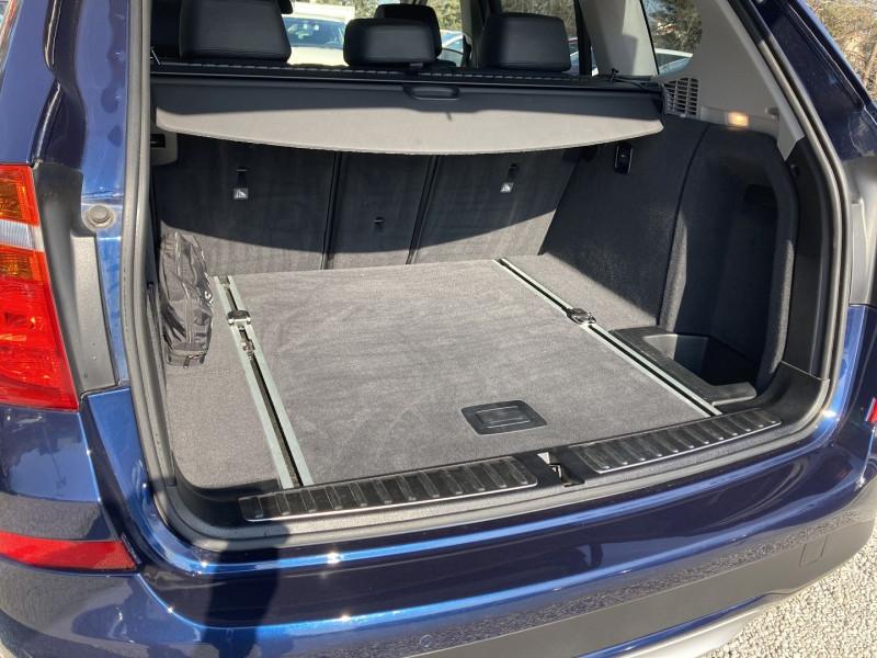 Photo 10 de l'offre de BMW X3 (F25) XDRIVE20DA 190CH XLINE à 29900€ chez Villeneuve Auto