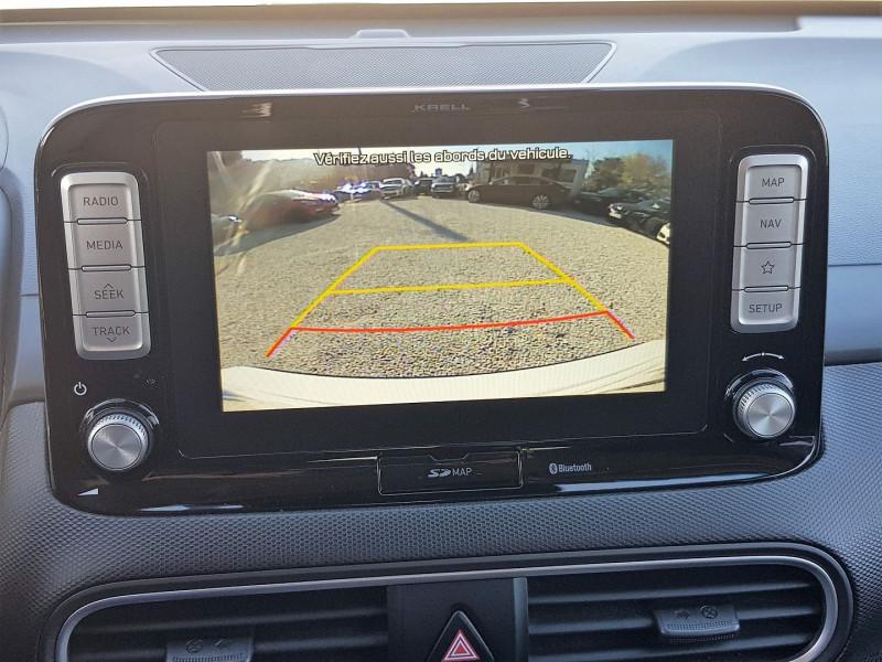 Photo 10 de l'offre de HYUNDAI KONA ELECTRIC 136CH CREATIVE EURO6D-T EVAP à 23900€ chez Villeneuve Auto