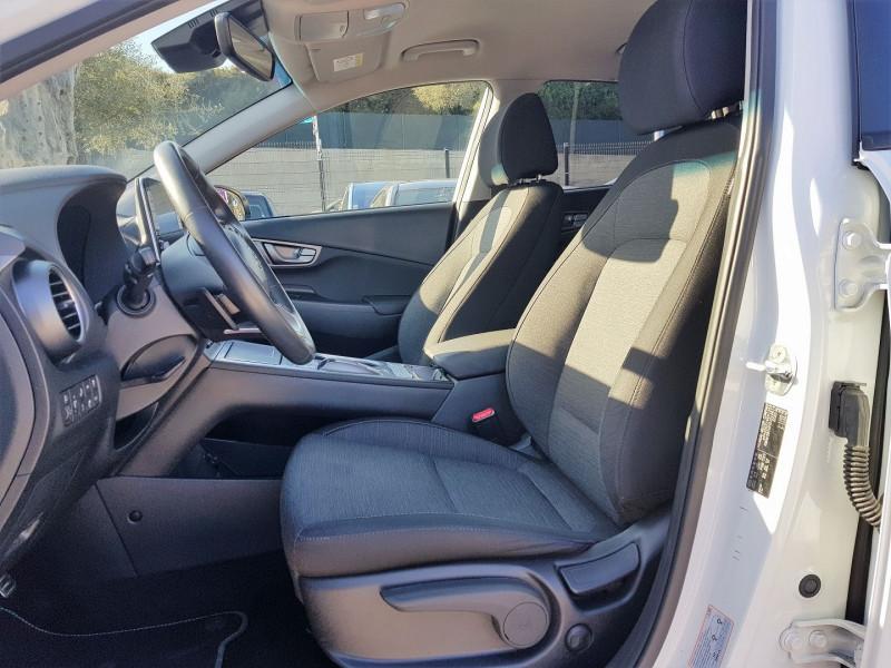 Photo 4 de l'offre de HYUNDAI KONA ELECTRIC 136CH CREATIVE EURO6D-T EVAP à 23900€ chez Villeneuve Auto