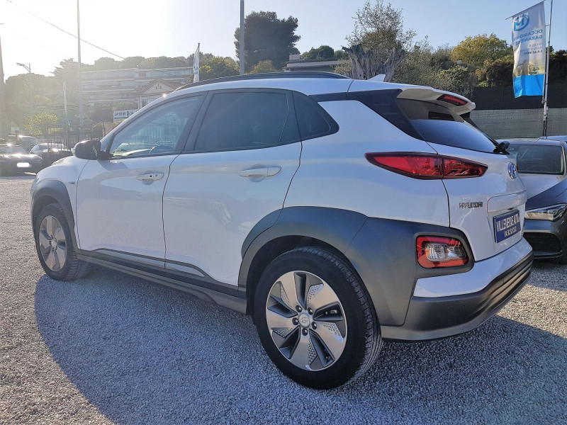 Photo 6 de l'offre de HYUNDAI KONA ELECTRIC 136CH CREATIVE EURO6D-T EVAP à 23900€ chez Villeneuve Auto