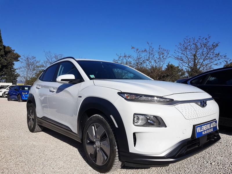 Photo 5 de l'offre de HYUNDAI KONA ELECTRIC 136CH CREATIVE EURO6D-T EVAP à 23900€ chez Villeneuve Auto
