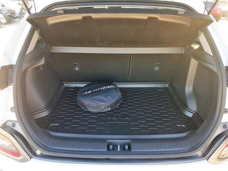 Photo 13 de l'offre de HYUNDAI KONA ELECTRIC 136CH CREATIVE EURO6D-T EVAP à 23900€ chez Villeneuve Auto