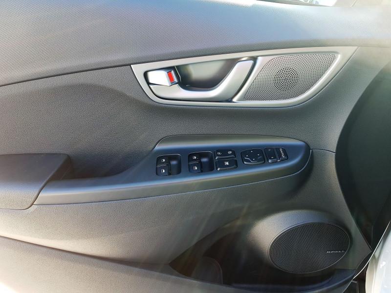 Photo 7 de l'offre de HYUNDAI KONA ELECTRIC 136CH CREATIVE EURO6D-T EVAP à 23900€ chez Villeneuve Auto