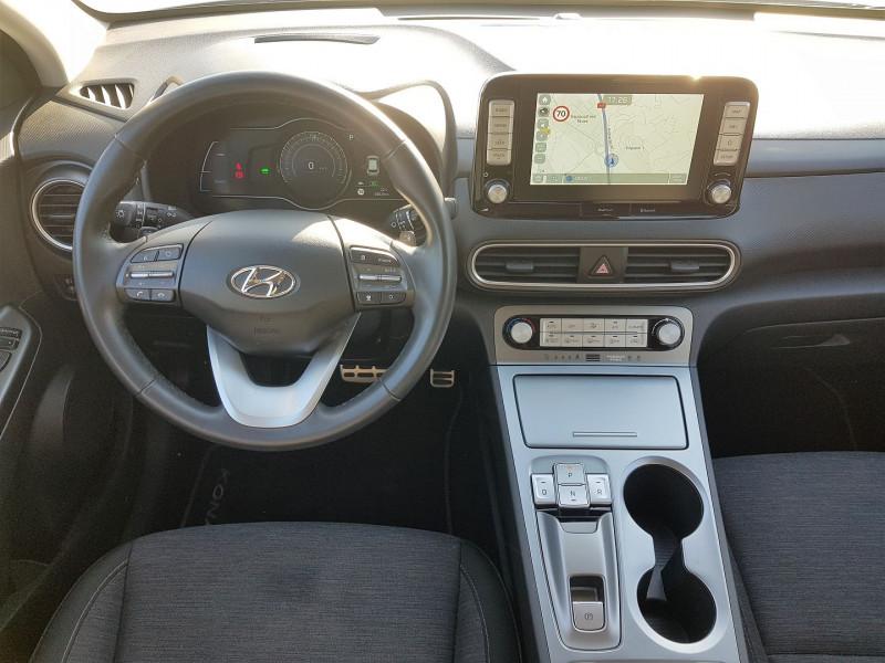 Photo 2 de l'offre de HYUNDAI KONA ELECTRIC 136CH CREATIVE EURO6D-T EVAP à 23900€ chez Villeneuve Auto