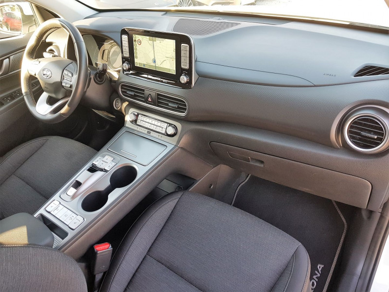 Photo 8 de l'offre de HYUNDAI KONA ELECTRIC 136CH CREATIVE EURO6D-T EVAP à 23900€ chez Villeneuve Auto