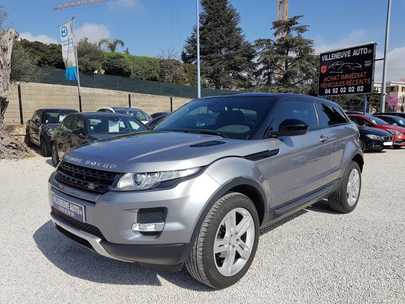 Land-Rover EVOQUE 2.2 ED4 PURE 4X2 MARK II Diesel GRIS F Occasion à vendre
