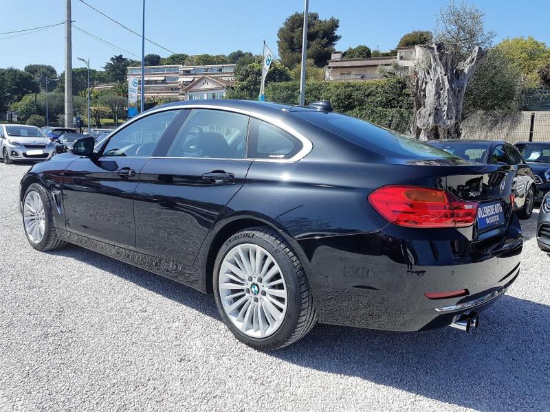 Photo 9 de l'offre de BMW SERIE 4 GRAN COUPE (F36) 420DA XDRIVE 190CH LUXURY à 24900€ chez Villeneuve Auto