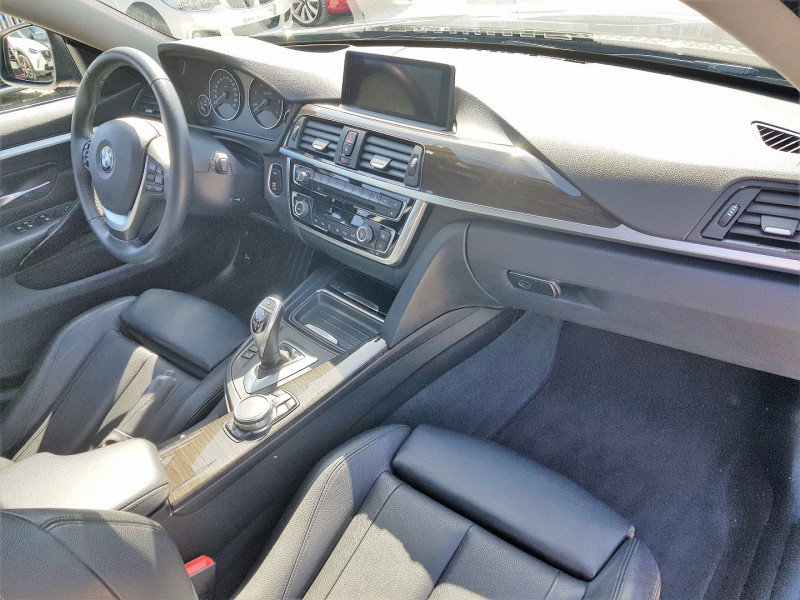 Photo 5 de l'offre de BMW SERIE 4 GRAN COUPE (F36) 420DA XDRIVE 190CH LUXURY à 24900€ chez Villeneuve Auto