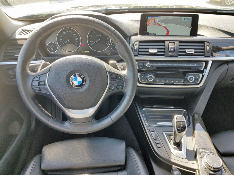 Photo 2 de l'offre de BMW SERIE 4 GRAN COUPE (F36) 420DA XDRIVE 190CH LUXURY à 24900€ chez Villeneuve Auto