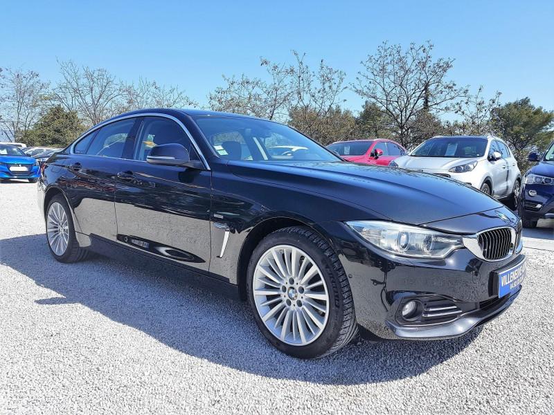 Photo 6 de l'offre de BMW SERIE 4 GRAN COUPE (F36) 420DA XDRIVE 190CH LUXURY à 24900€ chez Villeneuve Auto
