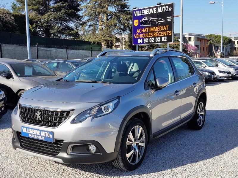 Peugeot 2008 1.6 BLUEHDI 100CH ALLURE Diesel GRIS  Occasion à vendre
