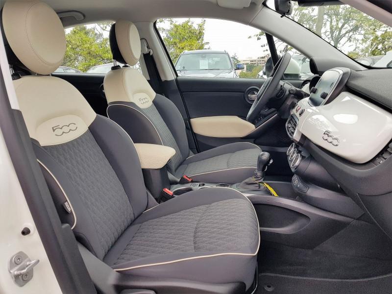 Photo 10 de l'offre de FIAT 500X 1.3 FIREFLY TURBO T4 150CH CITY CROSS DCT à 17900€ chez Villeneuve Auto