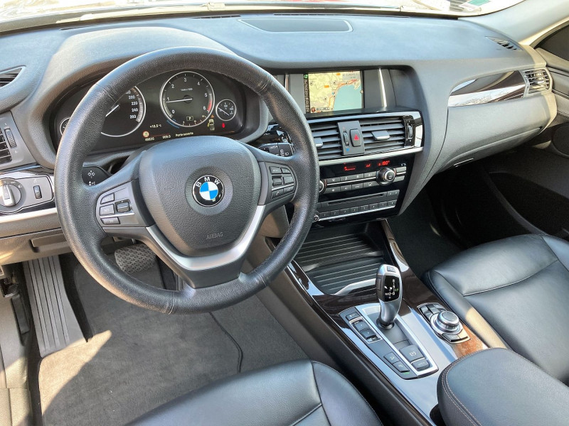 Photo 2 de l'offre de BMW X3 (F25) XDRIVE20DA 190CH XLINE à 29900€ chez Villeneuve Auto