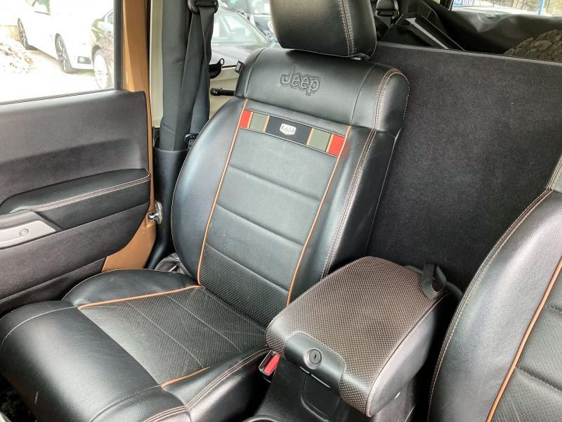 Photo 5 de l'offre de JEEP WRANGLER 2.8 CRD200 FAP 70EME ANNIV BA à 28900€ chez Villeneuve Auto