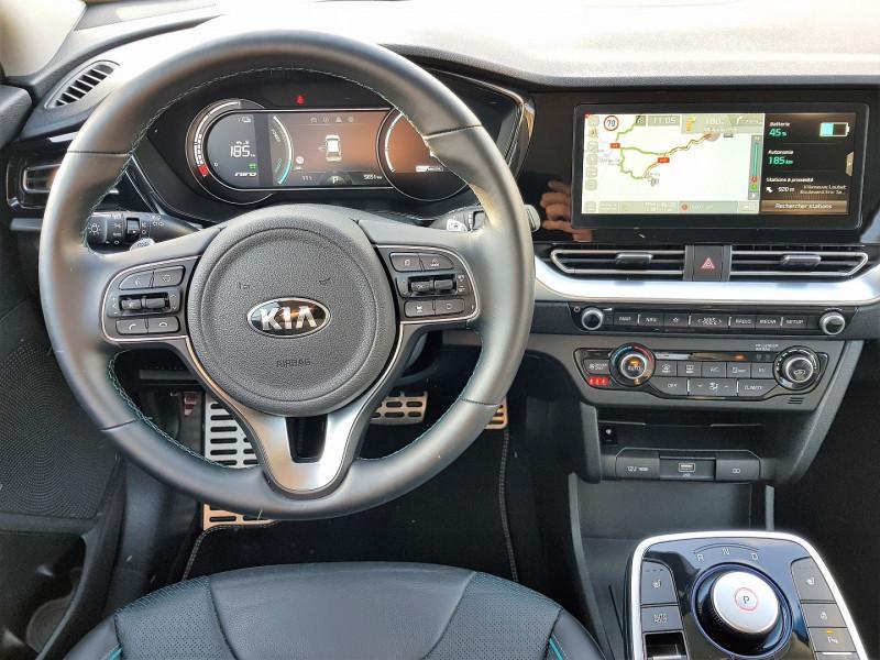 Photo 2 de l'offre de KIA E-NIRO E-PREMIUM 204CH à 32900€ chez Villeneuve Auto