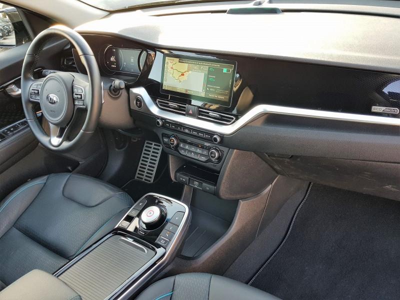 Photo 4 de l'offre de KIA E-NIRO E-PREMIUM 204CH à 32900€ chez Villeneuve Auto