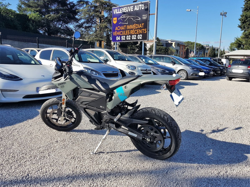 Zero Motorcycle FXS FXS ZF7.2 2018 Electrique GRIS Occasion à vendre