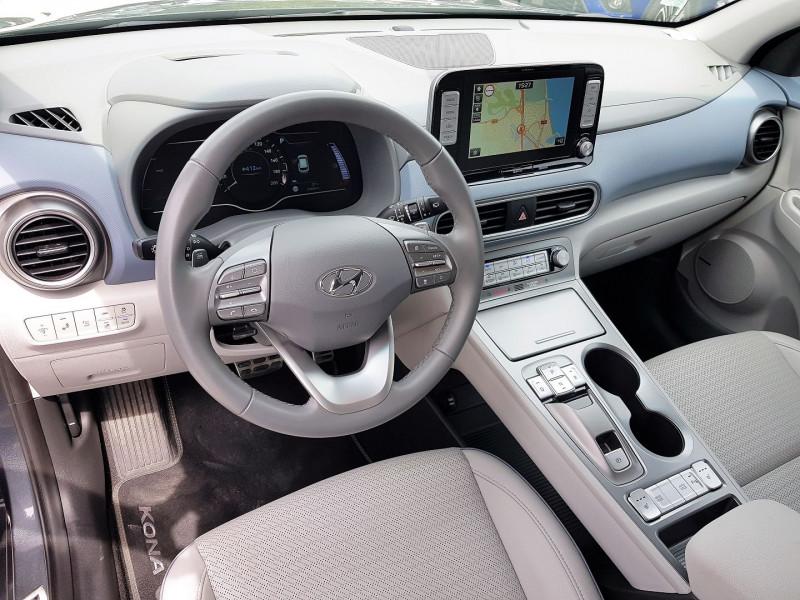 Photo 3 de l'offre de HYUNDAI KONA ELECTRIC 204CH EXECUTIVE EURO6D-T EVAP à 27400€ chez Villeneuve Auto
