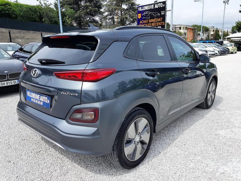Photo 11 de l'offre de HYUNDAI KONA ELECTRIC 204CH EXECUTIVE EURO6D-T EVAP à 27400€ chez Villeneuve Auto