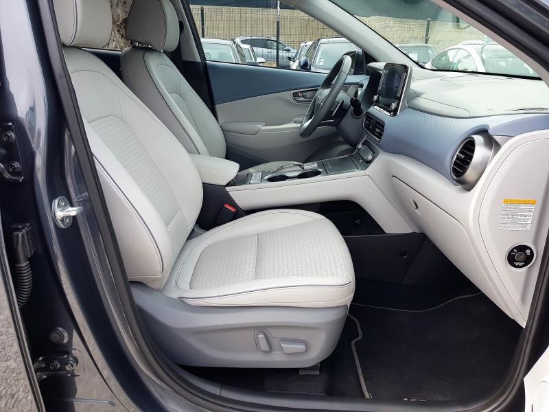 Photo 8 de l'offre de HYUNDAI KONA ELECTRIC 204CH EXECUTIVE EURO6D-T EVAP à 27400€ chez Villeneuve Auto