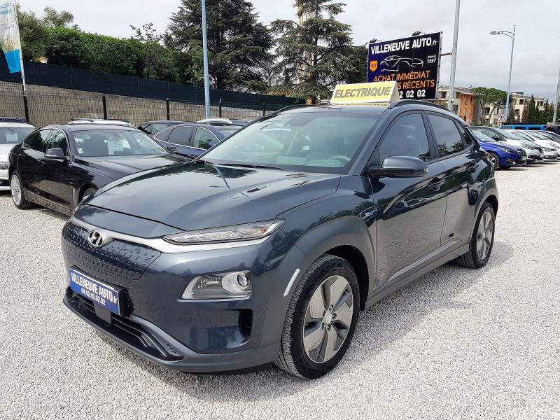 Photo 1 de l'offre de HYUNDAI KONA ELECTRIC 204CH EXECUTIVE EURO6D-T EVAP à 27400€ chez Villeneuve Auto