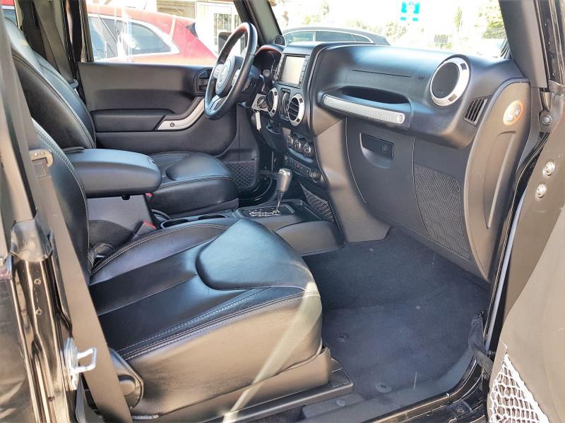 Photo 11 de l'offre de JEEP WRANGLER 2.8 CRD 200 FAP SAHARA BVA à 32490€ chez Villeneuve Auto