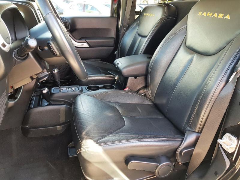 Photo 6 de l'offre de JEEP WRANGLER 2.8 CRD 200 FAP SAHARA BVA à 32490€ chez Villeneuve Auto