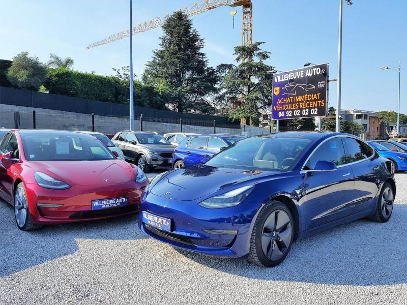 Tesla MODEL 3 LONG-RANGE DUAL MOTOR AWD Electrique BLEU F Occasion à vendre
