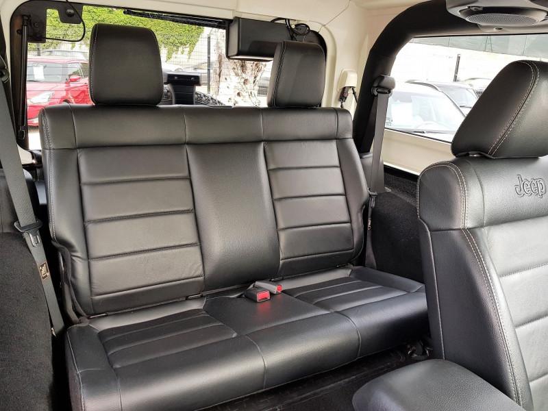 Photo 9 de l'offre de JEEP WRANGLER 2.8 CRD 200 FAP SAHARA BVA à 33590€ chez Villeneuve Auto