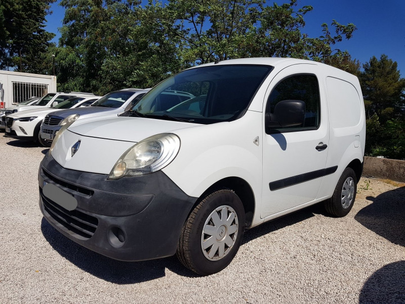 Renault KANGOO II EXPRESS COMPACT 1.5 DCI 70CH GRAND CONFORT Diesel BLANC Occasion à vendre