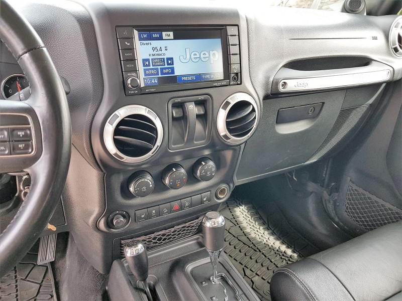 Photo 6 de l'offre de JEEP WRANGLER 2.8 CRD 200 FAP SAHARA BVA à 33590€ chez Villeneuve Auto