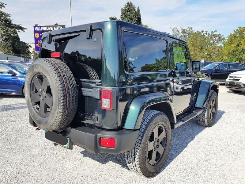 Photo 11 de l'offre de JEEP WRANGLER 2.8 CRD 200 FAP SAHARA BVA à 33590€ chez Villeneuve Auto