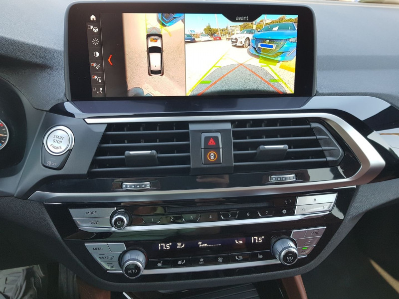 Photo 14 de l'offre de BMW X4 (G02) XDRIVE25D 231CH M SPORT X EURO6C à 54900€ chez Villeneuve Auto