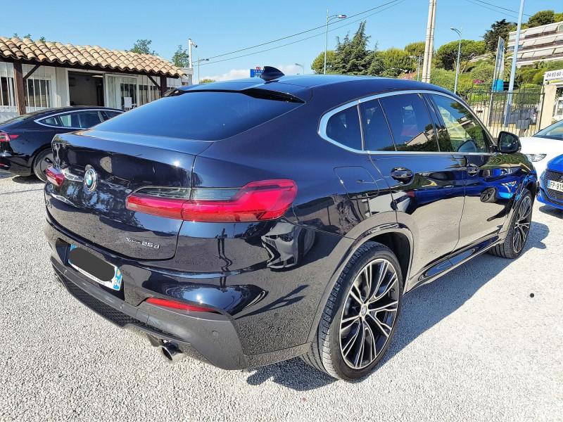 Photo 16 de l'offre de BMW X4 (G02) XDRIVE25D 231CH M SPORT X INDIVIDUAL à 58900€ chez Villeneuve Auto
