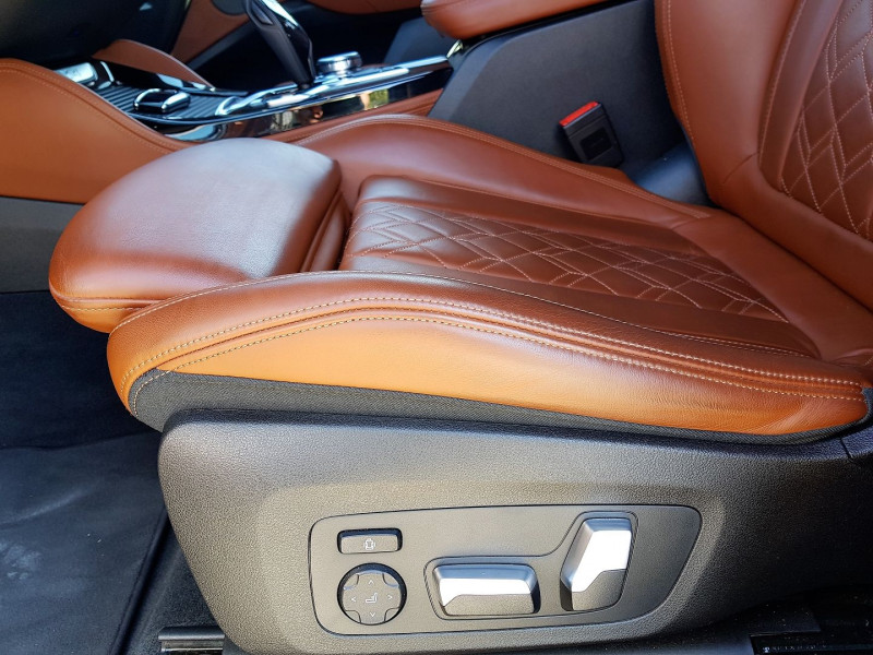 Photo 5 de l'offre de BMW X4 (G02) XDRIVE25D 231CH M SPORT X INDIVIDUAL à 58900€ chez Villeneuve Auto