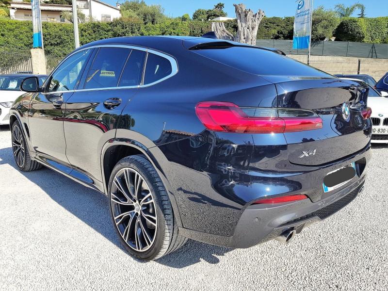 Photo 15 de l'offre de BMW X4 (G02) XDRIVE25D 231CH M SPORT X EURO6C à 54900€ chez Villeneuve Auto