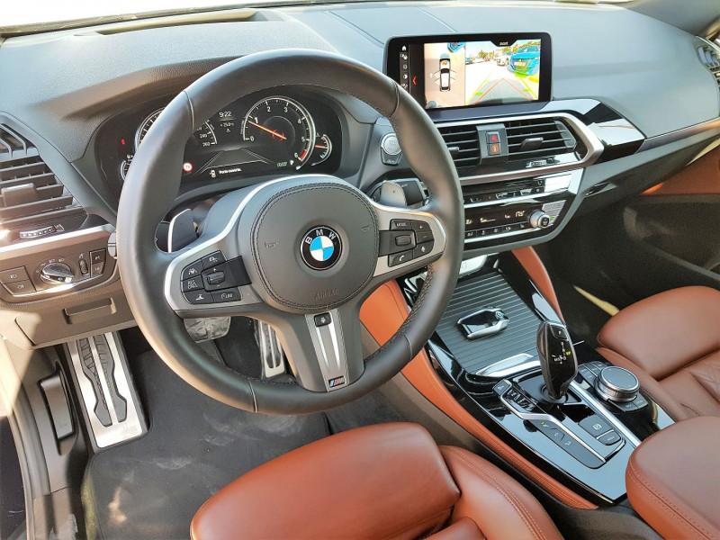 Photo 4 de l'offre de BMW X4 (G02) XDRIVE25D 231CH M SPORT X INDIVIDUAL à 58900€ chez Villeneuve Auto