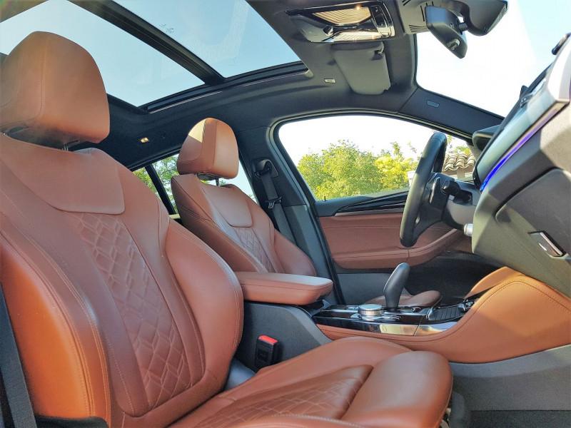 Photo 11 de l'offre de BMW X4 (G02) XDRIVE25D 231CH M SPORT X INDIVIDUAL à 58900€ chez Villeneuve Auto