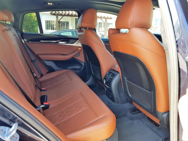 Photo 10 de l'offre de BMW X4 (G02) XDRIVE25D 231CH M SPORT X INDIVIDUAL à 58900€ chez Villeneuve Auto