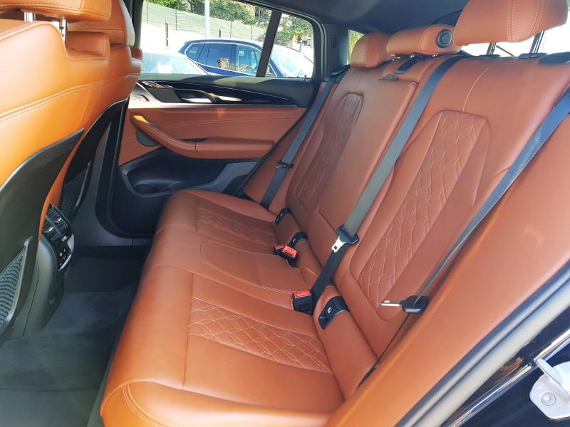 Photo 8 de l'offre de BMW X4 (G02) XDRIVE25D 231CH M SPORT X INDIVIDUAL à 58900€ chez Villeneuve Auto