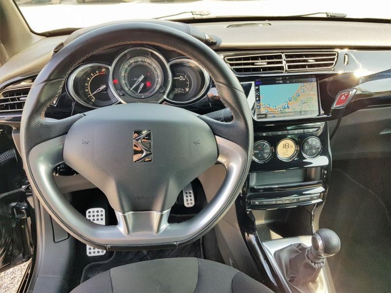 Photo 4 de l'offre de DS DS 3 PURETECH 130CH PERFORMANCE LINE S&S à 15390€ chez Villeneuve Auto
