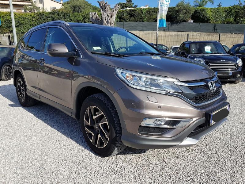 Honda CR-V 1.6 I-DTEC 160CH INNOVA 4WD AT Diesel MARRON Occasion à vendre