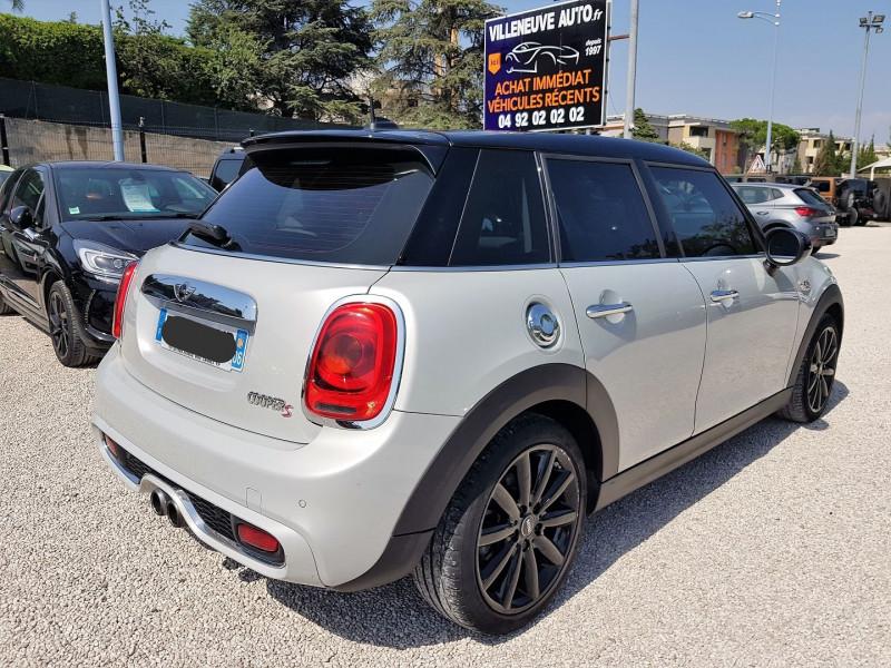 Photo 11 de l'offre de MINI MINI 5 PORTES COOPER S 192CH EXQUISITE II BVA à 22450€ chez Villeneuve Auto
