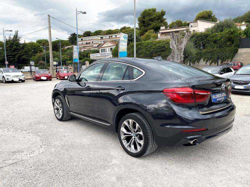 Photo 7 de l'offre de BMW X6 (F16) XDRIVE 30DA 258CH EXCLUSIVE à 37500€ chez Villeneuve Auto