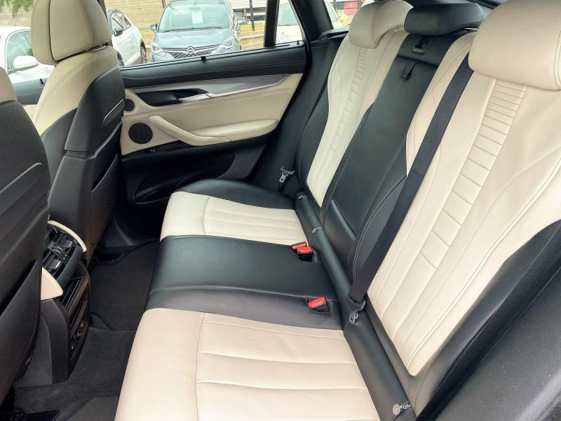 Photo 6 de l'offre de BMW X6 (F16) XDRIVE 30DA 258CH EXCLUSIVE à 37500€ chez Villeneuve Auto