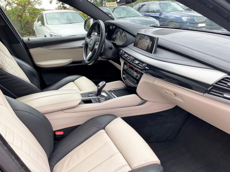 Photo 10 de l'offre de BMW X6 (F16) XDRIVE 30DA 258CH EXCLUSIVE à 37500€ chez Villeneuve Auto