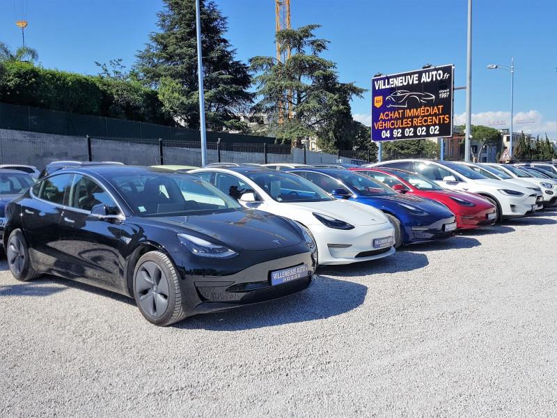 Photo 6 de l'offre de TESLA MODEL 3 PERFORMANCE DUAL MOTOR AWD +FSD à 50900€ chez Villeneuve Auto