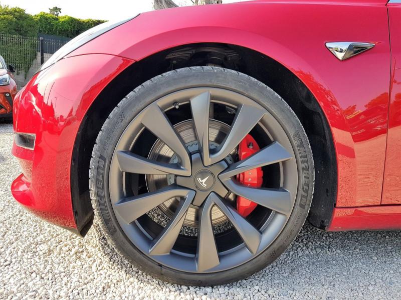 Photo 11 de l'offre de TESLA MODEL 3 PERFORMANCE DUAL MOTOR AWD +FSD à 50900€ chez Villeneuve Auto